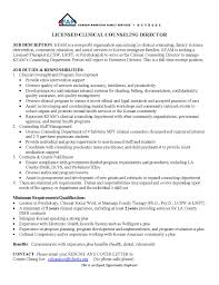 executive director resume cover letter clinical advisor cover letter