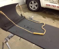 pallet 55 gallon drum sled 9 steps