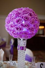 purple wedding centerpieces ideas best decoration ideas for you
