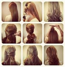 easy hairstyles for school with pictures easy hairstyles of school cute easy hairstyles for school long hair
