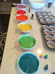 everlasting gobstopper rainbow cupcakes gluten free craft remedy