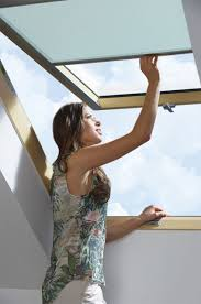 roller blinds canvas for roof windows arp arp z wave fakro