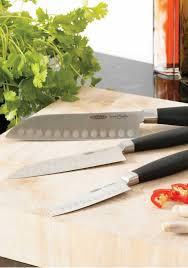 martin kitchen knives stellar martin set of 5 kitchen knives in knife block black