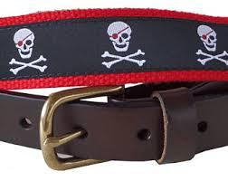 preppy ribbon belts leather ribbon belt etsy