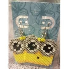 minion earrings earrings