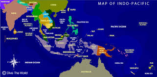 pacific region map indian pacific map dive the