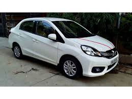 honda amaze used car in delhi used honda amaze vx o mt diesel 2016 in delhi 3034984