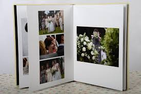 large wedding photo albums page and picture wedding photography