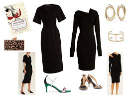 new year attire effortless new year chic attire the black dress the