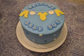 baby boy cakes welcome baby boy cake ii