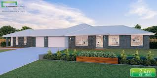 Grannyflat Beechmont 220 Home With Granny Flat Design Stroud Homes