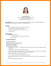 Pinterest Careers 11 Objectives Examples For A Resume Informal Letters