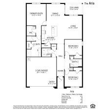 Dr Horton Floor Plans by Aria Cape Coral Homes Cape Coral Florida D R Horton