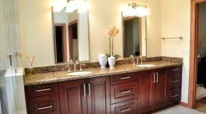Bathroom Cabinets Wood Overwhelming Brown Wooden Bathroom Vanity Ideas Sink Vanity