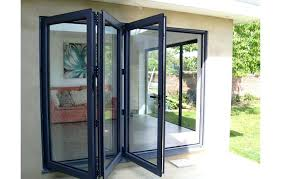 Exterior Door Types Sliding Accordion Door Different Types Of Exterior Folding Sliding