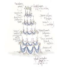 prince william and kate middleton fantasy royal wedding cake