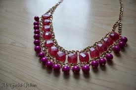 beautiful beads necklace images 46 diy bead necklace diy statement necklace jpg
