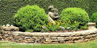 Garden Rock Wall Contractors Builders Of Gardening