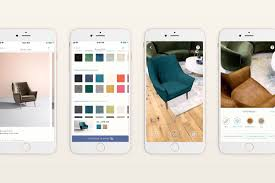 Augmented Reality Home Design Ipad by Anthropologie Smartphone App Now Features Augmented Reality Curbed