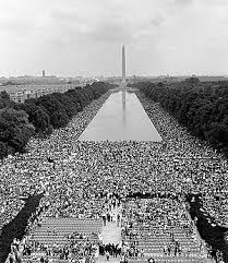 by by march on washington for and freedom