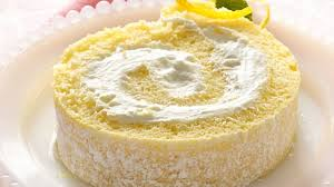 lemon cream rolled cake recipe bettycrocker com