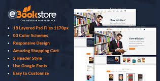 book store html template book store by finelayers themeforest