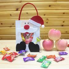 bulk christmas bags new arrival felt handmade christmas gift bags in bulk buy