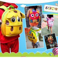 aliexpress com buy children 3d animal design bags