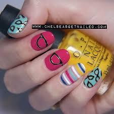97 best optical nail art images on pinterest make up nailart