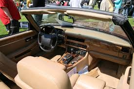 file jaguar xjs convertible 1994 interior jpg wikimedia commons