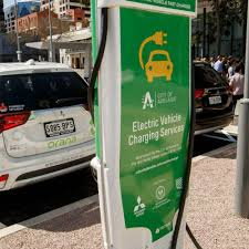 toyota lexus adelaide mitsubishi delivers ev fast chargers for adelaide