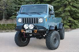 kaiser jeep lifted jeep forward control brief about model