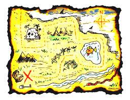treasure map clipart blank treasure map clip adventure clipart pirate free