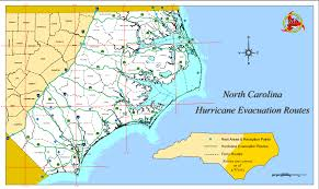 North Carolina Map Here U0027s What You Should Know As Nc Sc Prepare For Irma Wfae