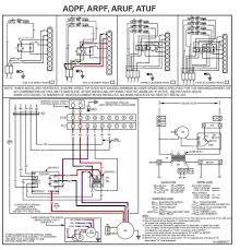 heat pump wiring diagram with schematic diagrams wenkm com