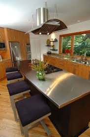 Pictures Of Kitchen Designs Modern Kitchen Stainless Steel Countertops Kitchen Design Concepts