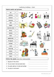 Esl Homonyms Worksheet 791 Free Esl Worksheets