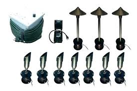 Outdoor Chandelier Canada Low Voltage Landscape Lights Kit Low Voltage Lights Outdoor