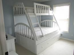 Bunk Beds With Trundle Bed Glamorous Bunk Beds Metal Cheapest Frames Frame