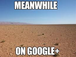 Google Plus Meme - meanwhile on google via r reddit google plus google know