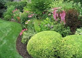 Landscaping Front Of House by Of House Use Small To Flower Landscape Flowers And Shrubs Bed