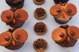 thanksgiving cup cakes everythingbutthecrockpot easy meals for the busy family