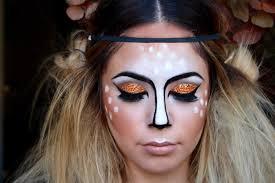 Bambi Halloween Makeup by Halloween Makeup Deer Nati Vergara Littlemissnati