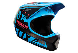 motocross helmet cake fox rampage comp union full face helmet blue alltricks com