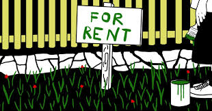 does it make sense to rent out a house rather than sell it the
