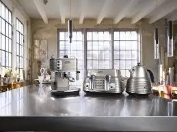 Toaster And Kettle Set Delonghi Buy Delonghi Scultura Ecz351bg Espresso Machine Champagne Free