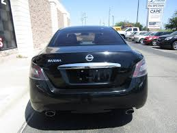 nissan maxima trunk space 2014 used nissan maxima 4dr sedan 3 5 s at the internet car lot