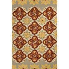 Yellow Outdoor Rug Jaipur Rugs Barcelona Malta 2 X 3 Indoor Outdoor Rug Yellow