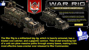kixeye forum war rig is useless