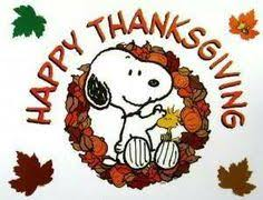 happy thanksgiving snoopy at his best happy